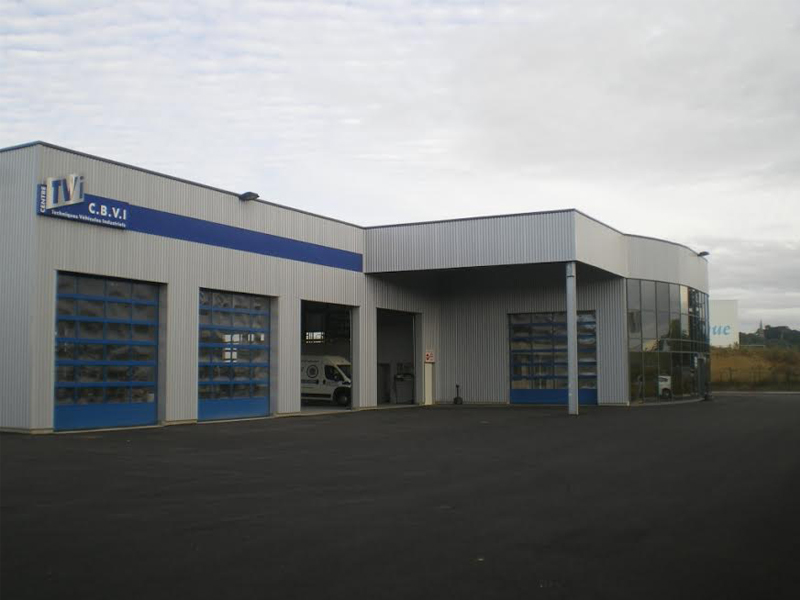 Rectification culasse rodez for Garage poids lourds angers